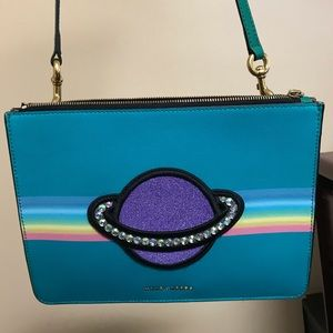 Marc Jacobs Flat Crossbody Bag